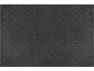 2'x3' Cordova charcol Doormat, , large
