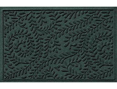 2'x3' Boxwood Green Doormat, , large