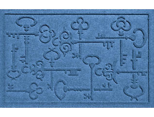 2'x3' Keys to the City Doormat, , large