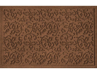 2'x3' Halcyon Brown Doormat, , large