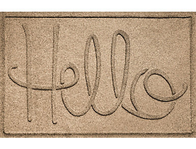 2'x3' Hello Camel Doormat, , large