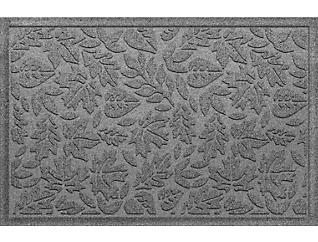 2'x3' Fall Day Grey Doormat, , large