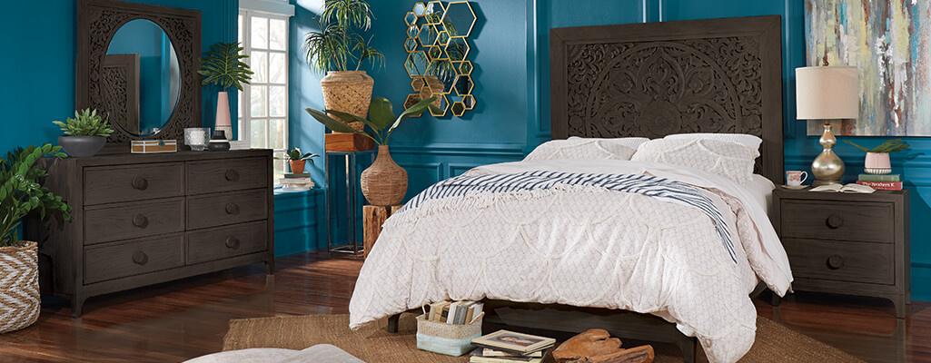 Bedroom Furniture And Bath Decor | Art Van Home