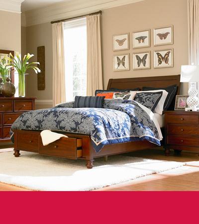 Bedroom Furniture - Beds, Chests, Nightstands & More | Art Van ...