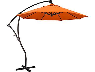 Pupukea 9' Orange Cantilever, , large