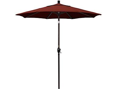 Kailua 7.5' Henna Umbrella, , large