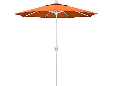 Kaneohe 7.5' Orange Umbrella, , large