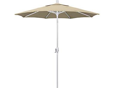 Kaneohe 7.5' Beige Umbrella, , large