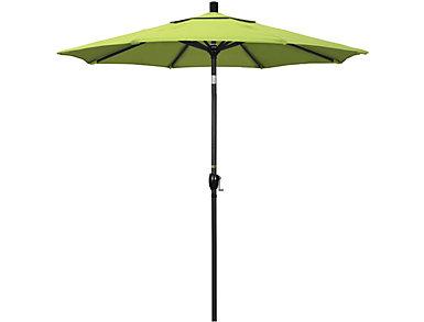 Haleiwa 7.5' Lime Umbrella, , large