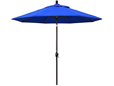 Aiea 9' Pacific Umbrella, , large
