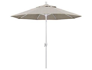 Puuwai 9' Granite Umbrella, , large