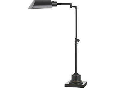 Ingrid Bronze Desk Lamp, , large