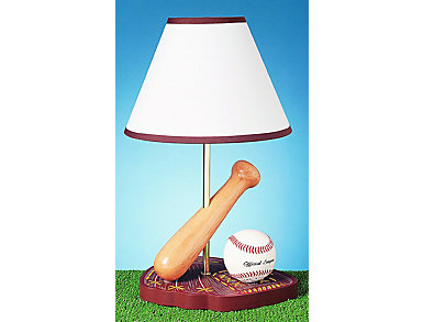 BASEBALL  Table Lamp, , large
