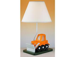 BullDozer Truck Lamp W/Nite Lt, , large