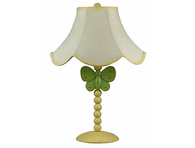 Butterfly Table Lamp, , large