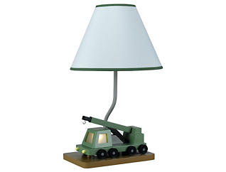 BOOM CRANE LAMP W/NITE LIGHT, , large