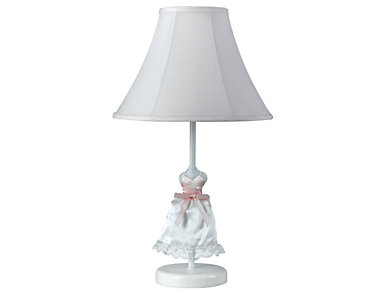 DOLL SKIRT TABLE LAMP, , large