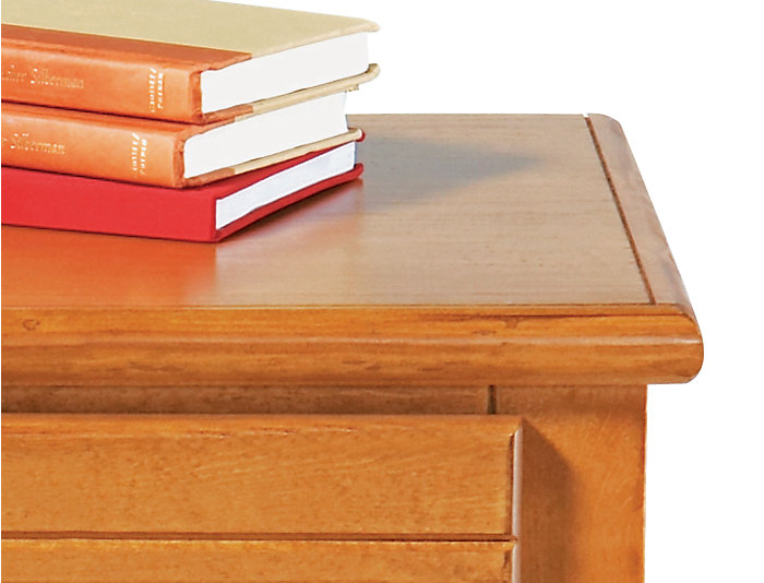 2 Drawer Nightstand, , large