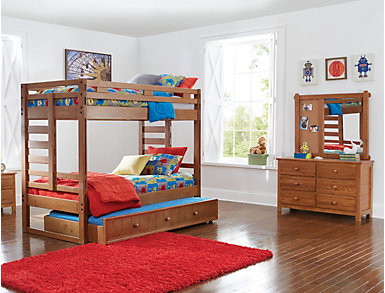 Bunk Beds Amp Loft Beds For Kids Art Van Home
