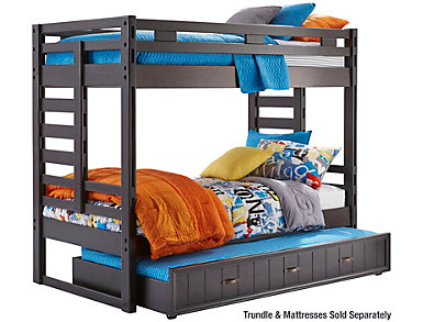 Twin Bunk Bed, , large