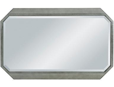 Cutting Corners Wall Mirror, , large