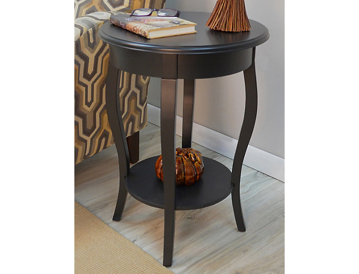 Madison Round Accent Table, , large