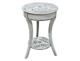 Brigitte Parisian Accent Table, , large