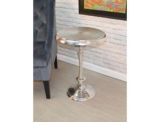 Ashton Metal Accent Table, , large