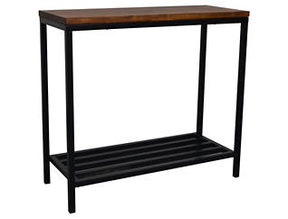 Raleigh Chestnut Console, , large