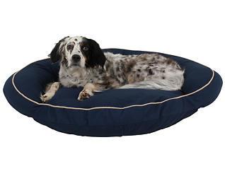 Duke Small Pet Bed, Blue, , large
