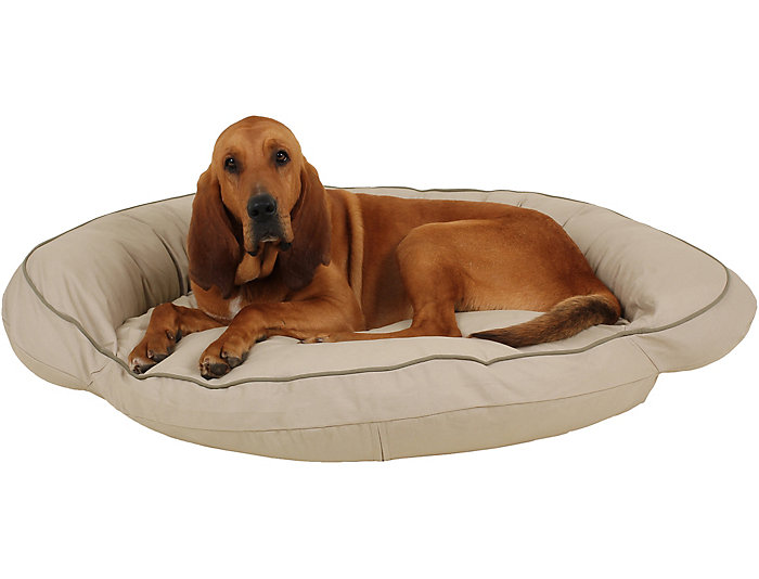 Duke Large Pet Bed Beige