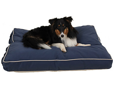 USxy Small Pet Bed, Blue, , large