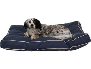 Toby Medium Pet Bed, Blue, , large