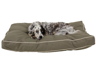 Toby Medium Pet Bed, Green, , large