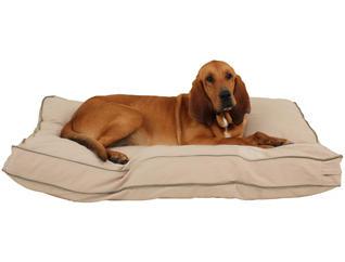 Toby Large Pet Bed, Beige, , large