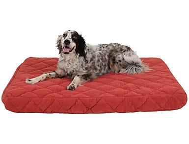 Buddy Medium Pet Bed, Red, , large