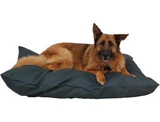 Oscar Large Pet Bed, Green, , large