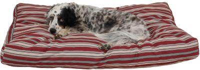 Zoe Medium Pet Bed, Red, swatch