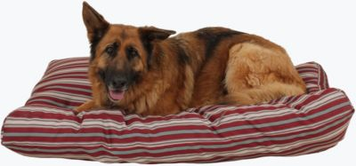 Zoe Large Pet Bed, Red, swatch