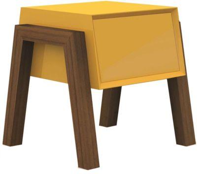 Milton End Table, Yellow, swatch