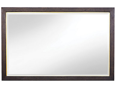 NB2 Modern Landscape Mirror, , large