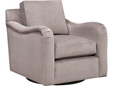 Lake Superior Swivel Chair, , large