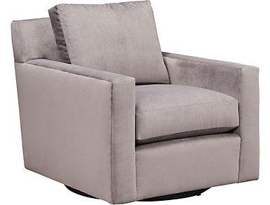 Lake Michigan Swivel Chair, , large