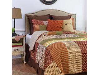 Santa Ana King Quilt Set, , large