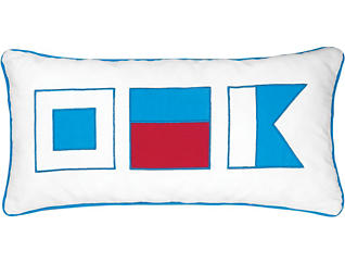 Flags Pillow, , large