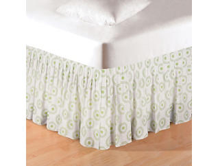 Lilly Queen Bed Skirt, , large