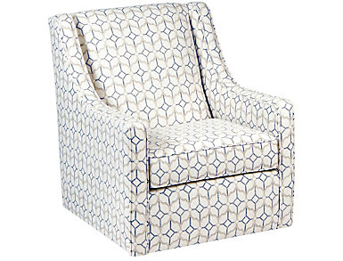 Portia Swivel Chair, , large