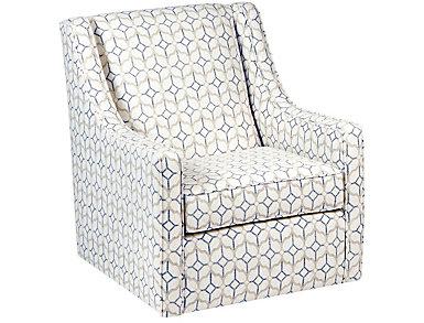 Portia Swivel Chair, , large