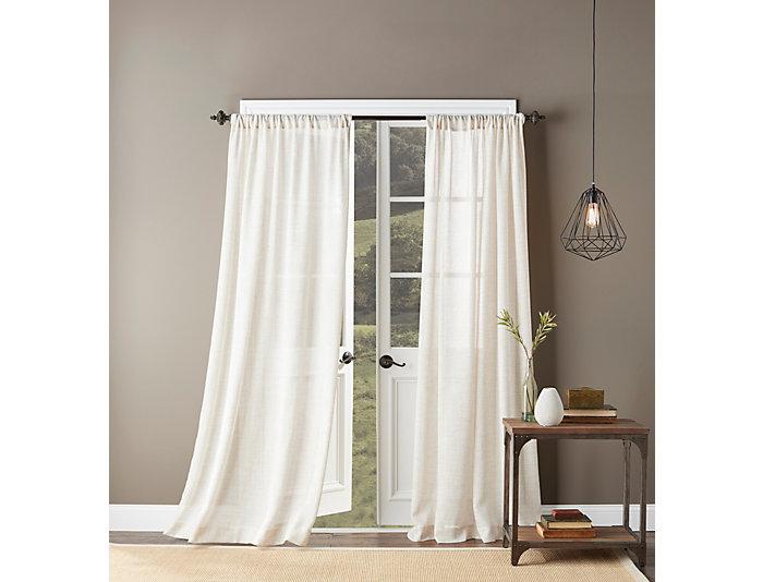 "Melabar Linen 84"" Window Panel, , large"