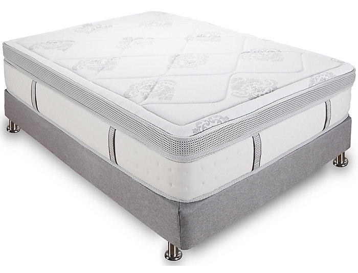 Classic Brands 14-Inch Gramercy Hybrid King Mattress, , large